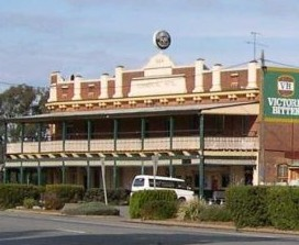 Commercial Hotel Barellan - Accommodation Port Macquarie