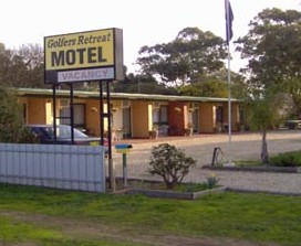 Golfers Retreat Motel - Accommodation Port Macquarie