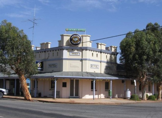 Royal Hotel Grong Grong - Accommodation Port Macquarie