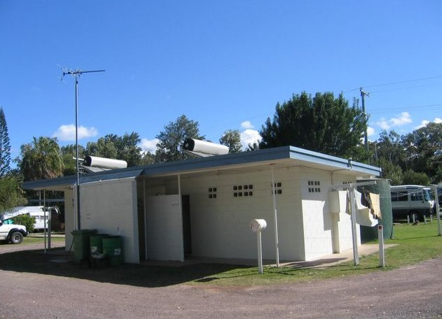 Armstrong Beach Caravan Park - Accommodation Port Macquarie