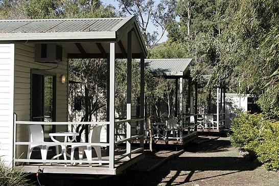 BIG4 Cania Gorge Holiday Park - Accommodation Port Macquarie
