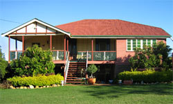 Mango Paradise Bed and Barra - Accommodation Port Macquarie