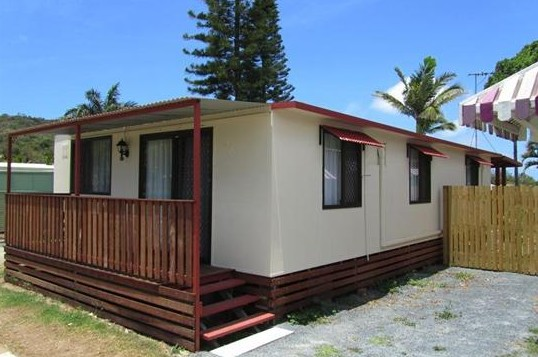 BIG4 Capricorn Palms Holiday Village - Accommodation Port Macquarie