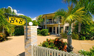 While Away Bed and Breakfast - Accommodation Port Macquarie