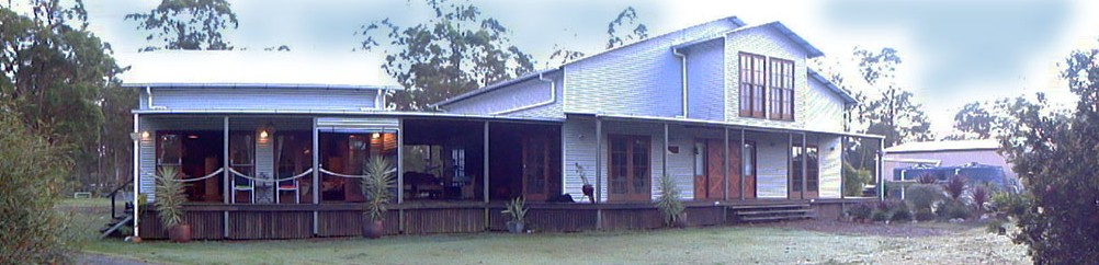Tin Peaks Bed and Breakfast - Accommodation Port Macquarie