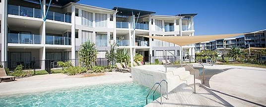 Pavillions on 1770 - Accommodation Port Macquarie