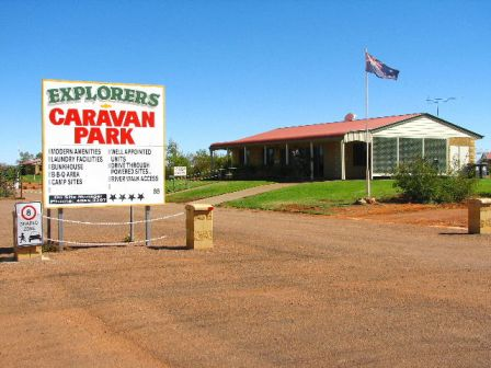 Explorers Caravan Park - Accommodation Port Macquarie