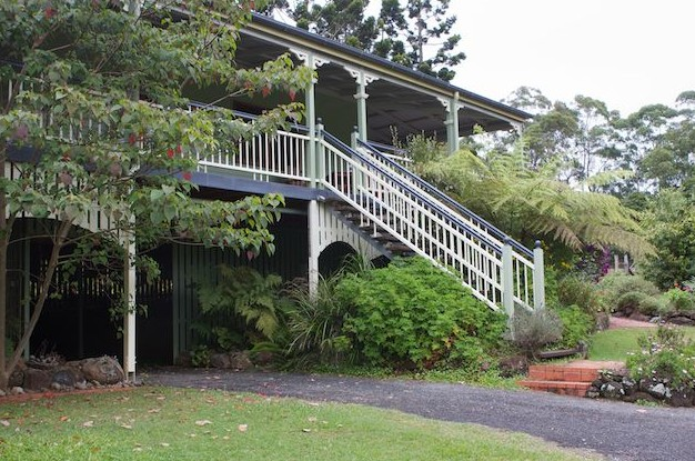 The Cottage at The Sanctuary Bed and Breakfast - Accommodation Port Macquarie