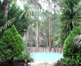 Fern Gulley Retreat - Accommodation Port Macquarie