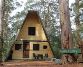 Green Leaves Cabin - Accommodation Port Macquarie