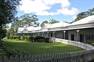 Woodleigh Homestead Bed & Breakfast