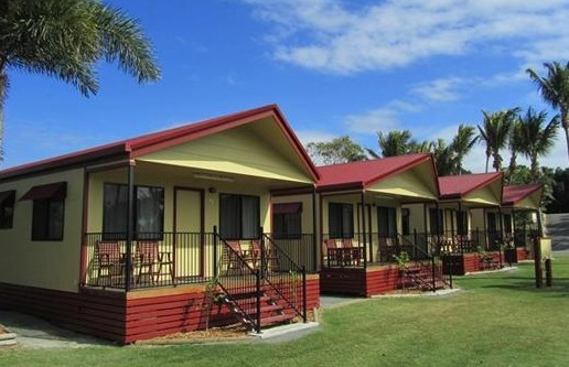 Big 4 Capricorn Palms Holiday Village - Accommodation Port Macquarie