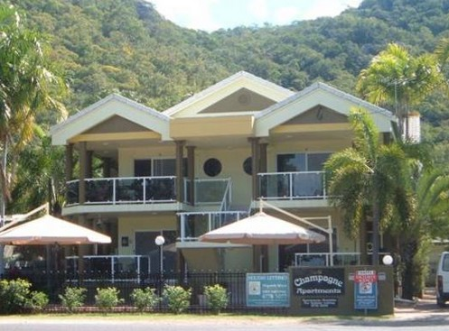 Champagne Apartments - Accommodation Port Macquarie