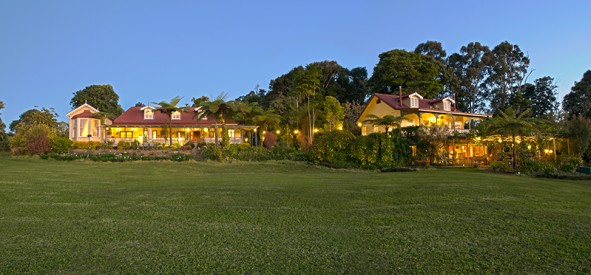 Foxwell Park Lodge - Accommodation Port Macquarie