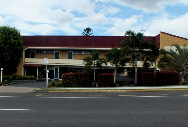 Central Motel Ipswich - Accommodation Port Macquarie