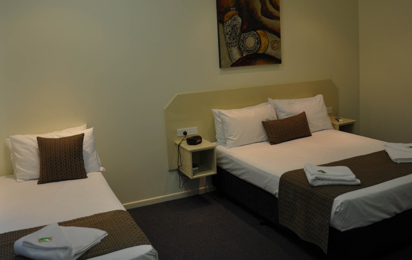 Bluewater Harbour Motel Bowen - Accommodation Port Macquarie