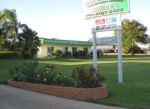 Country Road Motel - Accommodation Port Macquarie