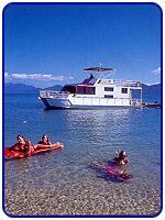Hinchinbrook Rent A Yacht And House Boat - Accommodation Port Macquarie