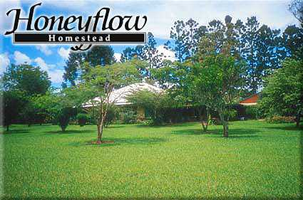 Honeyflow Homestead - Accommodation Port Macquarie