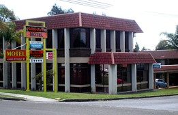 Park Haven Motor Lodge - Accommodation Port Macquarie