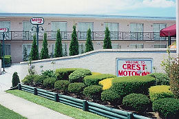 Crest Motor Inn - Accommodation Port Macquarie