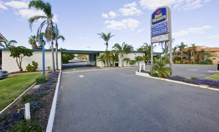 Best Western Hospitality Inn Geraldton - Accommodation Port Macquarie