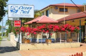 Ocean Park Motel and Holiday Apartments - Accommodation Port Macquarie