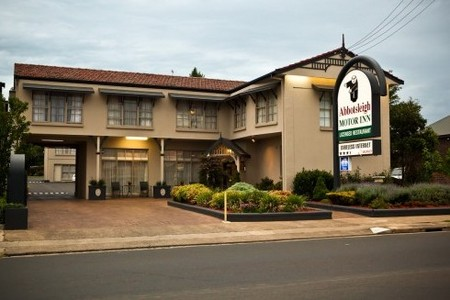 Abbotsleigh Motor Inn - Accommodation Port Macquarie