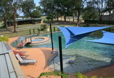 Valley Vineyard Tourist Park - Accommodation Port Macquarie
