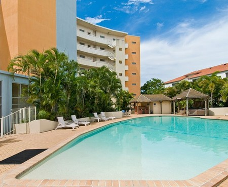 Rays Resort Apartments - Accommodation Port Macquarie