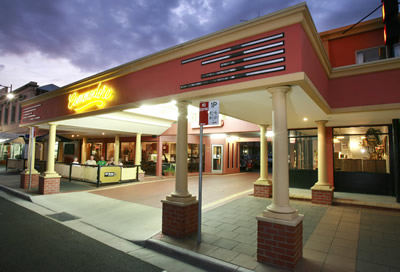 The Commodore Motor Inn - Accommodation Port Macquarie