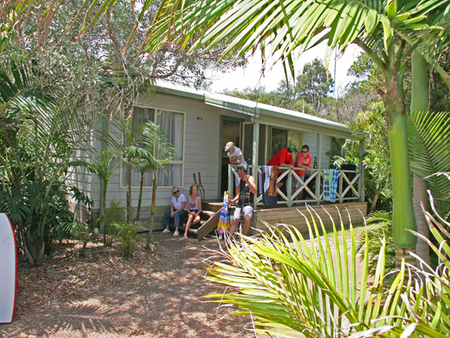 One Mile Beach Holiday Park - Accommodation Port Macquarie