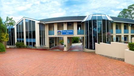 Best Western Twin Towers Inn - Accommodation Port Macquarie