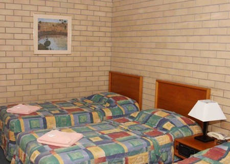 Gunsynd Motor Inn - Accommodation Port Macquarie