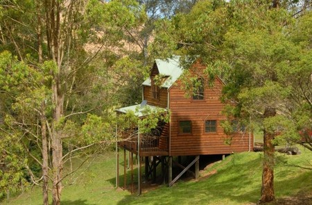 Hookes Creek Forest Retreat - Accommodation Port Macquarie