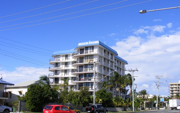 Beach Palms Holiday Apartments - Accommodation Port Macquarie