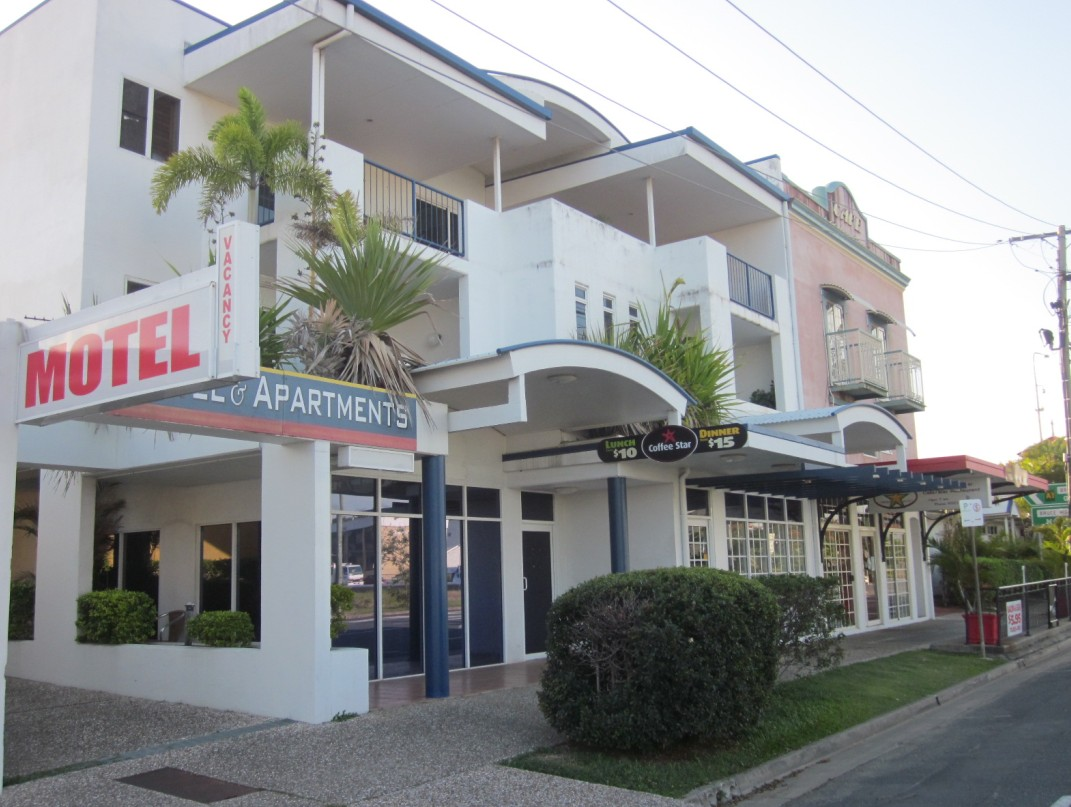 Cosmopolitan Motel And Serviced Apartments - Accommodation Port Macquarie