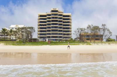 Pelican Sands Beach Resort - Accommodation Port Macquarie