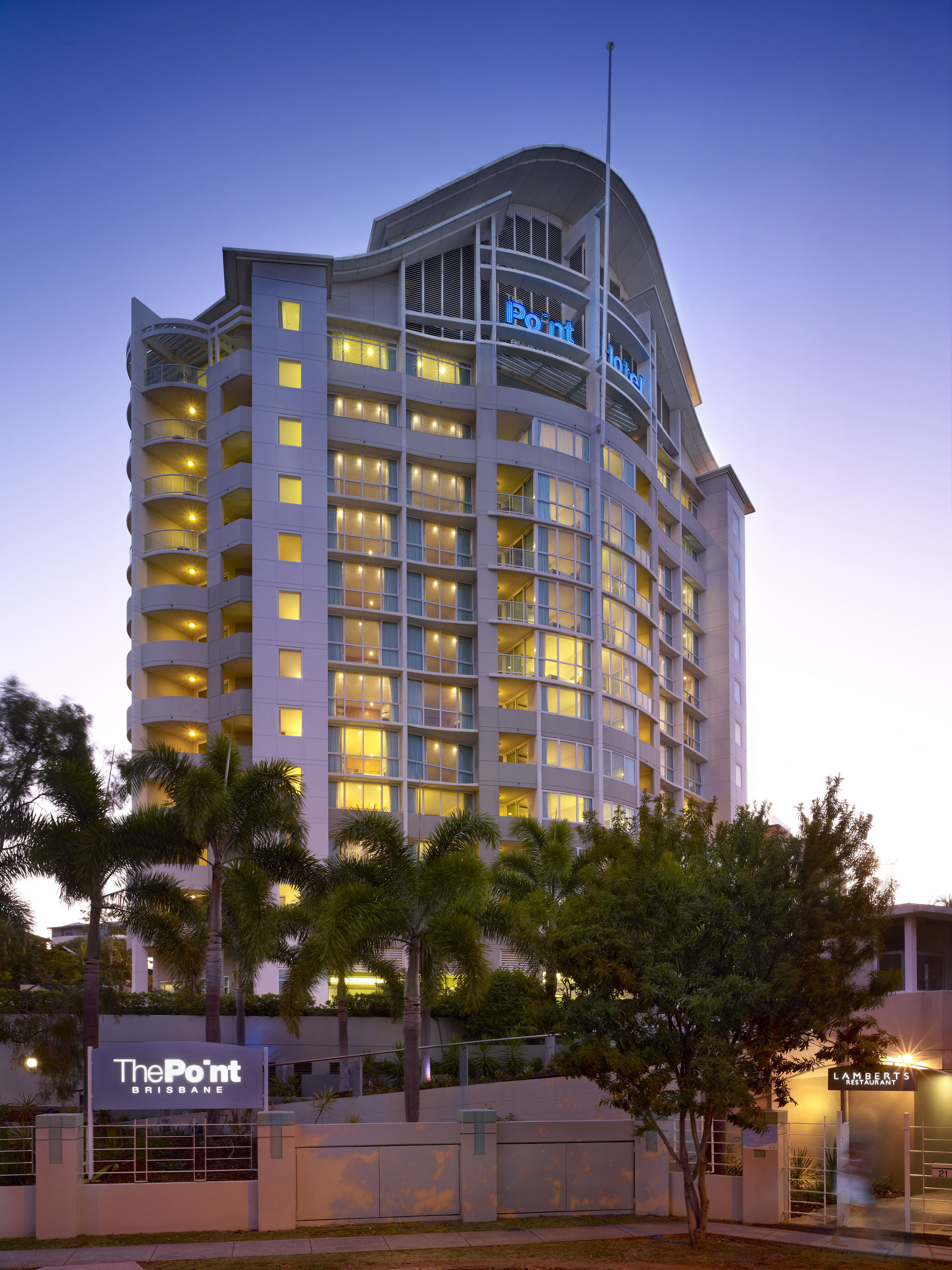 The Point Brisbane - Accommodation Port Macquarie