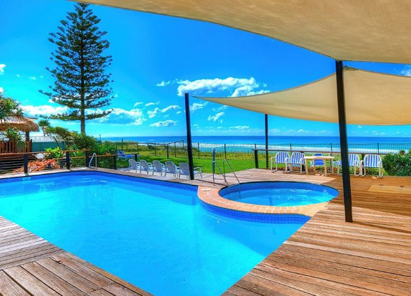 Hibiscus On The Beach - Accommodation Port Macquarie