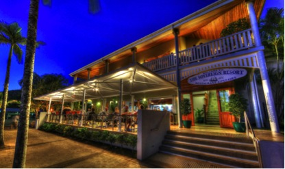Sovereign Resort Hotel - Accommodation Port Macquarie