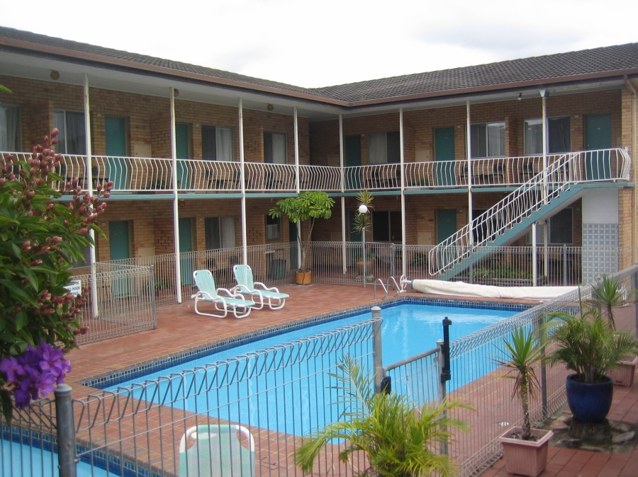 The Coasters Motel - Accommodation Port Macquarie
