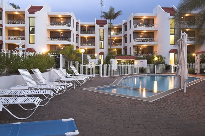 Alexandria Apartments - Accommodation Port Macquarie