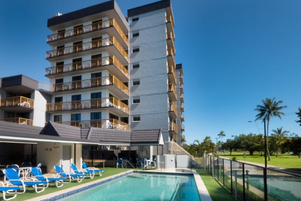 Coral Towers Holiday Apartments - Accommodation Port Macquarie