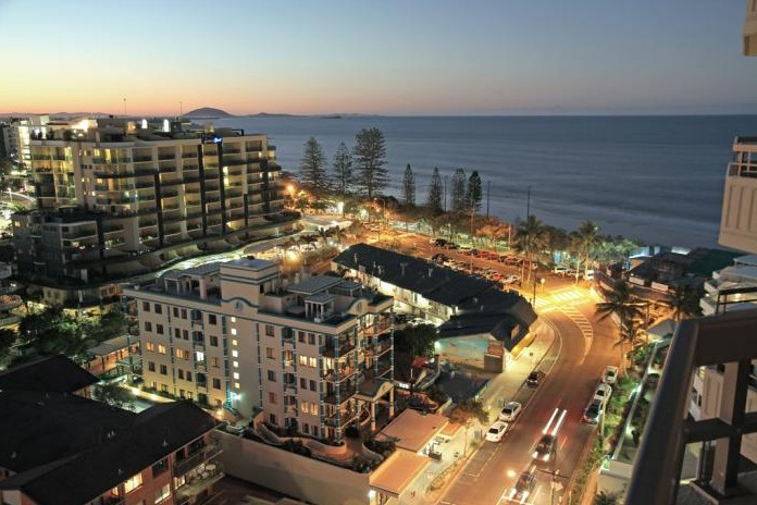Aegean Apartments Mooloolaba - Accommodation Port Macquarie