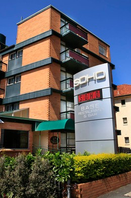 Soho Brisbane - Accommodation Port Macquarie