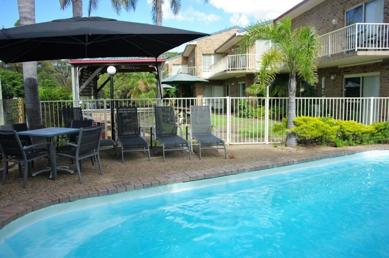 Beachfront Units Merimbula - Accommodation Port Macquarie