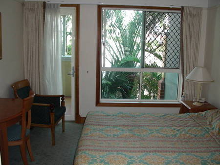 City Park Serviced Apartments - Accommodation Port Macquarie