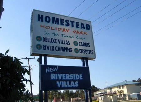 Homestead Holiday Park - Accommodation Port Macquarie