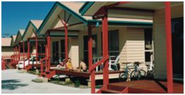 Dolphin Sands Holiday Cabins - Accommodation Port Macquarie